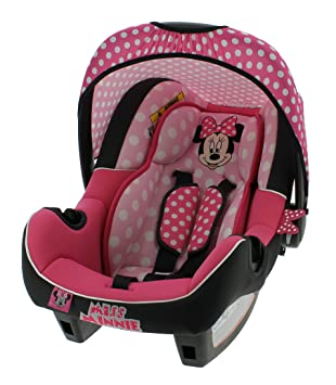 Disney Minnie Mouse Beone SP Infant Carrier Car Seat
