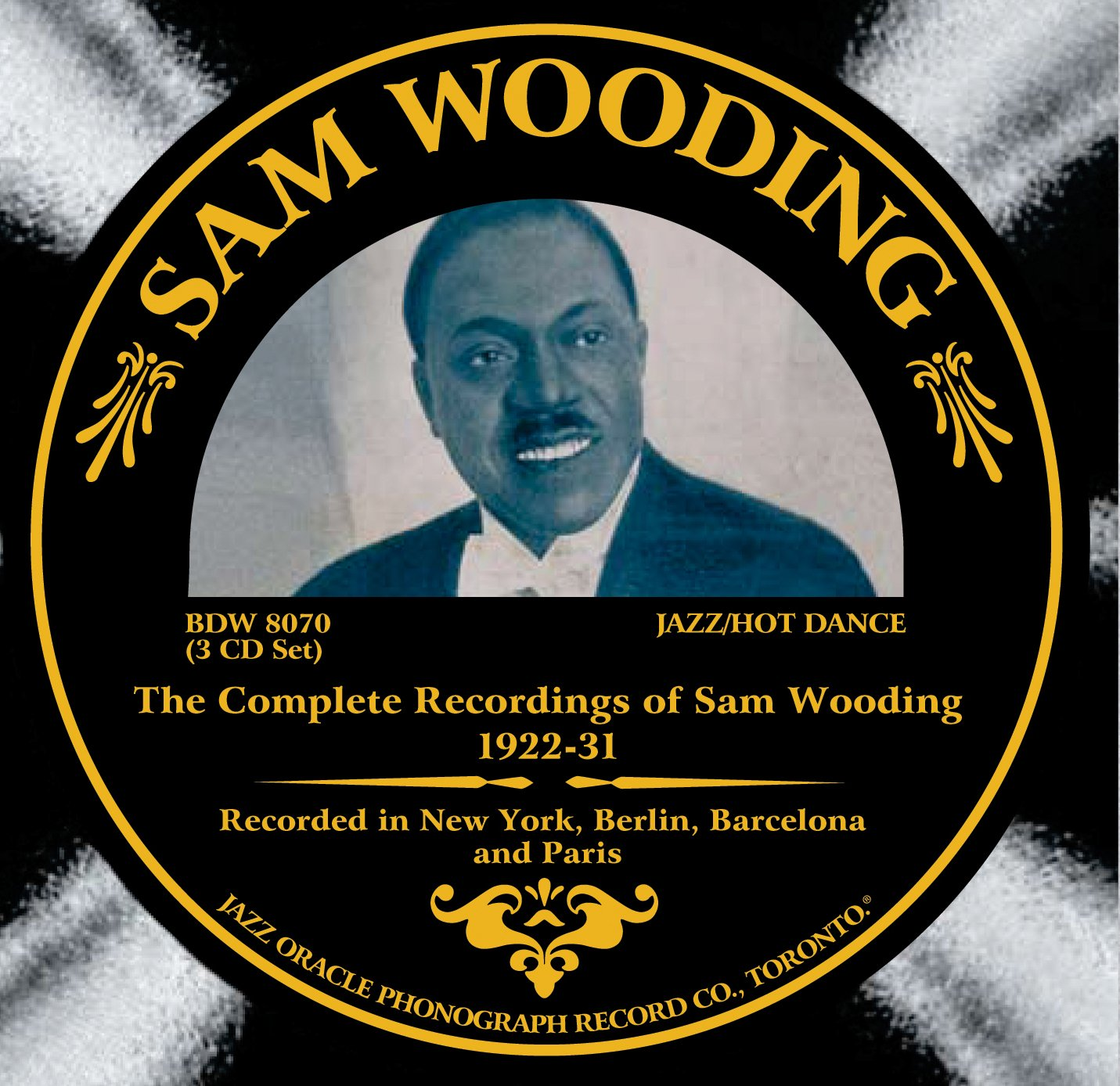 Image result for Sam Wooding