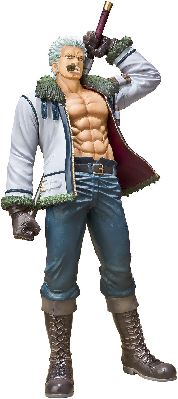 One Piece Zero Vice Admiral Smoker
