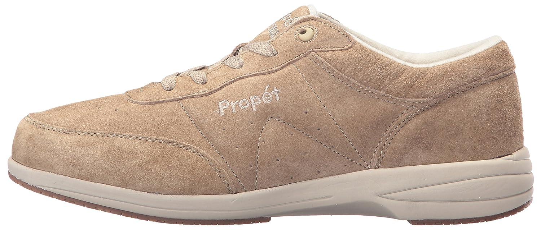 Propet Women's Washable Walker Sneaker B01N2OG9RN 8H Medium|Sr Taupe