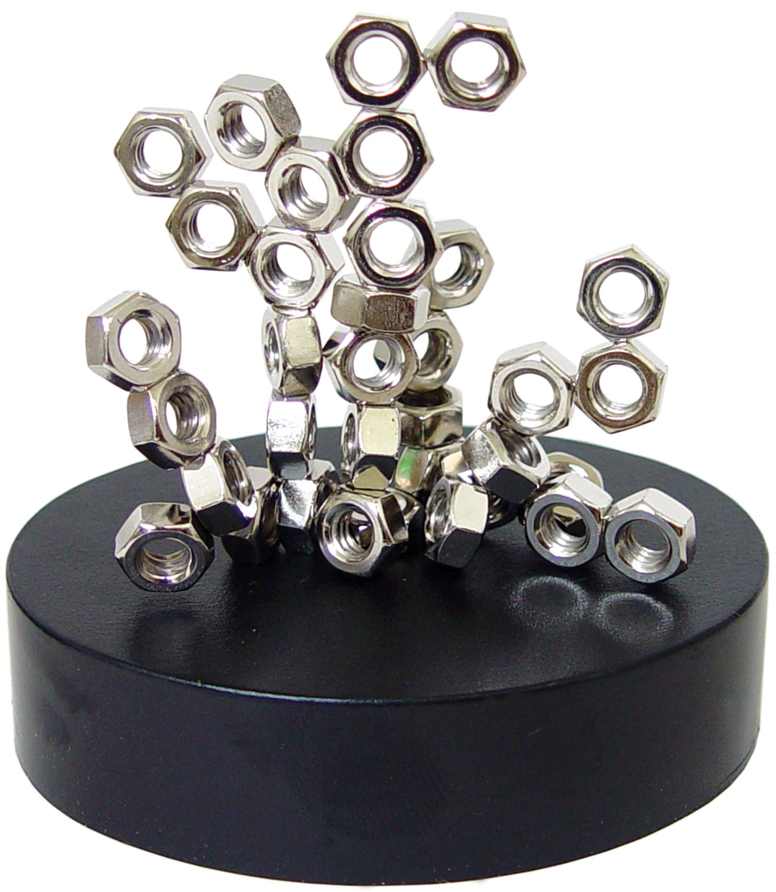 Magnetic Sculptures - Nuts 2
