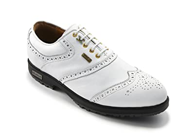 new style d8350 3f3b0 Stuburt Menss Golf Shoes White), ...