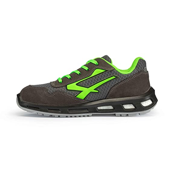 U-Power rl20036 zapatos redlion, Modelo Point, con estándar de seguridad S1P SRC, 40: Amazon.es: Bricolaje y herramientas