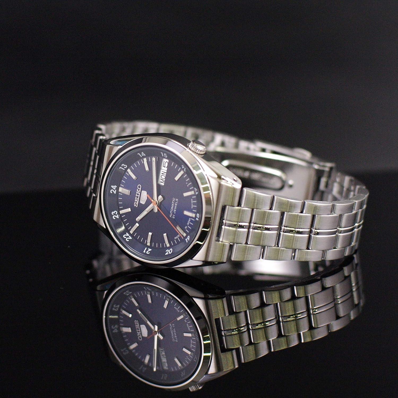 db5b667bf0 Amazon | セイコー5 逆輸入モデル SEIKO5 機械式(自動巻き) SNK563J1 メンズ | 並行輸入品・逆輸入品・中古品(メンズ) |  腕時計 通販