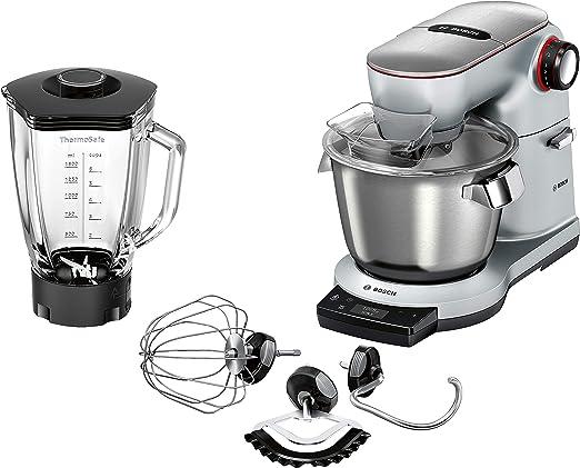 Bosch OptiMUM Robot de cocina, 1500 W, 5.5 litros, Cerámica, 7 Velocidades: Amazon.es: Hogar