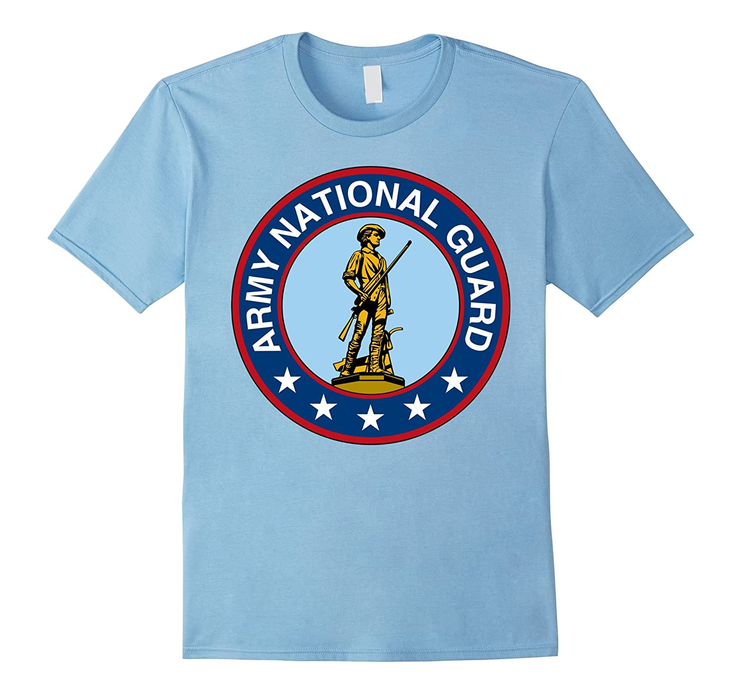Army National Guard Always Ready Always There T-Shirt