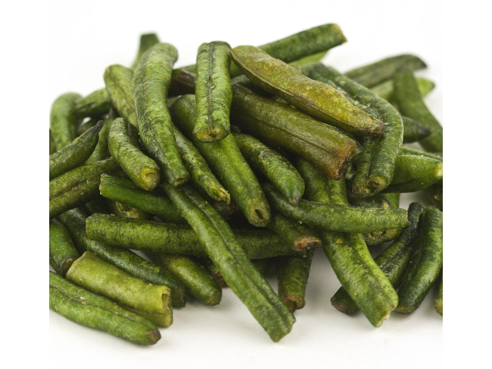 Green Bean Chips 3 lbs. [Six Bags]