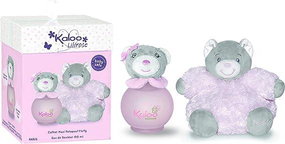 Kaloo - Lilirose Estuche Maxi Fluffy/Fragancia para bebé, 100 ml (K893169): Amazon.es: Juguetes y juegos