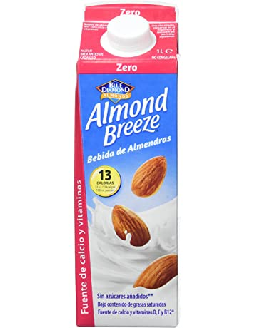 Almond Breeze Bebida de Almendra Zero - Paquete de 6 x 1000 ml - Total: