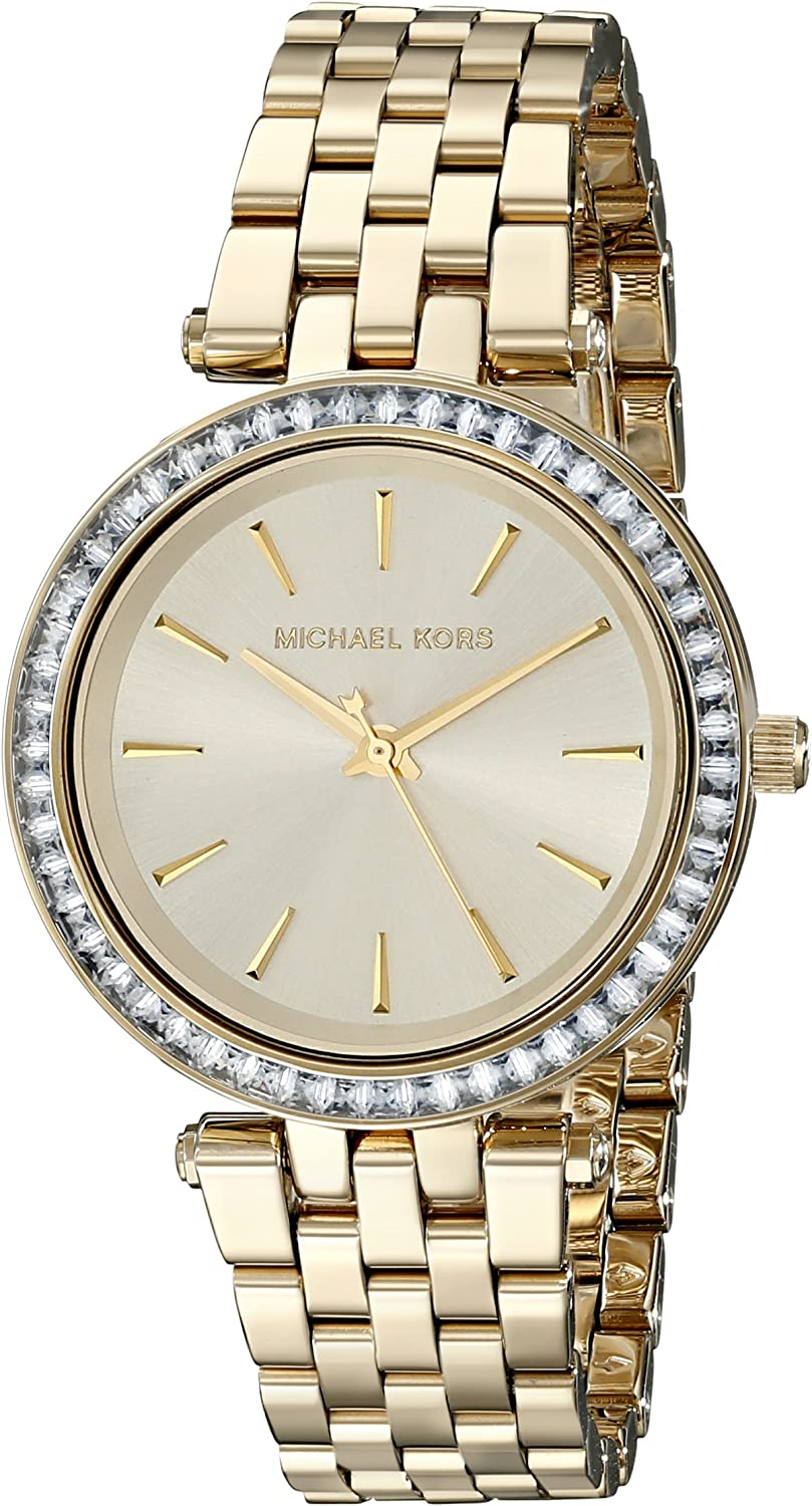 Michael Kors Womens MK3365 – Mini Darci