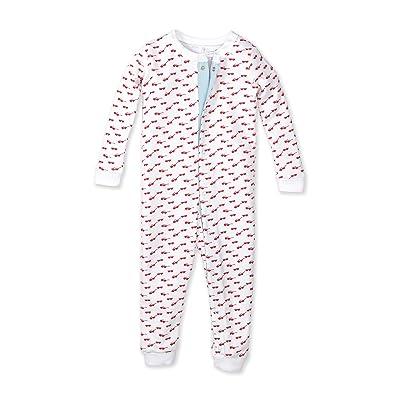 Colored Organics Baby Unisex Peyton Long Sleeve Organic Sleeper