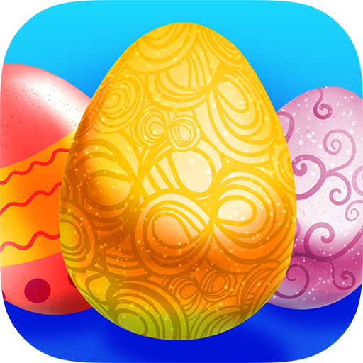 Make An Easter Egg 3D (Easter Egg Painting)