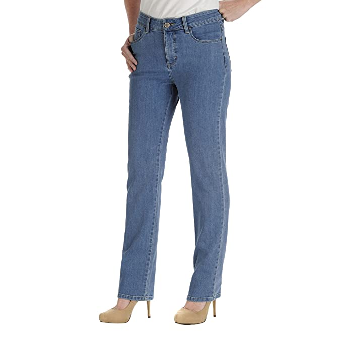 568b96d0b9e Image Unavailable. Image not available for. Color  Lee Women s Classic Monroe  Straight Leg Jean ...