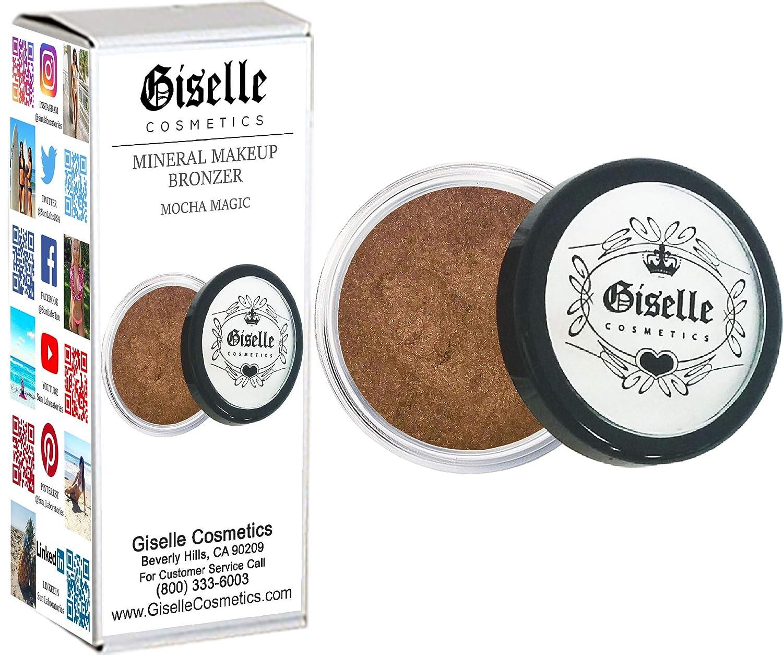 dfa283ab0f Amazon.com : Bronzer Makeup   Mocha Magic   Mineral Makeup by ...