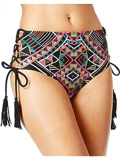 4da279433bb49e Amazon.com: COCO RAVE Women's Bikini Top Swimsuit with Strappy Back ...