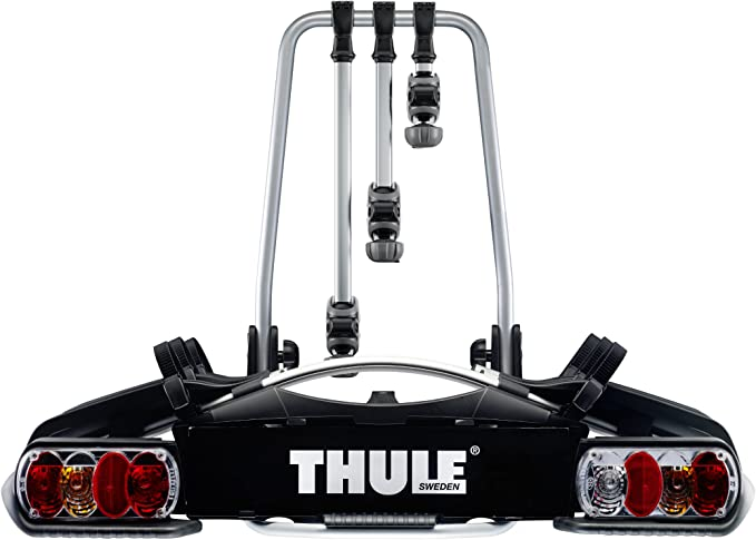 Thule 922020 New Euroway G2, 3 Bicis, 13 Pines, 2014: Amazon.es ...