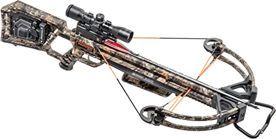 TenPoint Invader X4 Crossbow Package with Multi-Line Scope