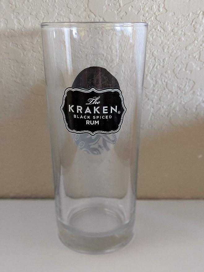 Kraken Rum - Vaso para cóctel, tinta que cambia de color