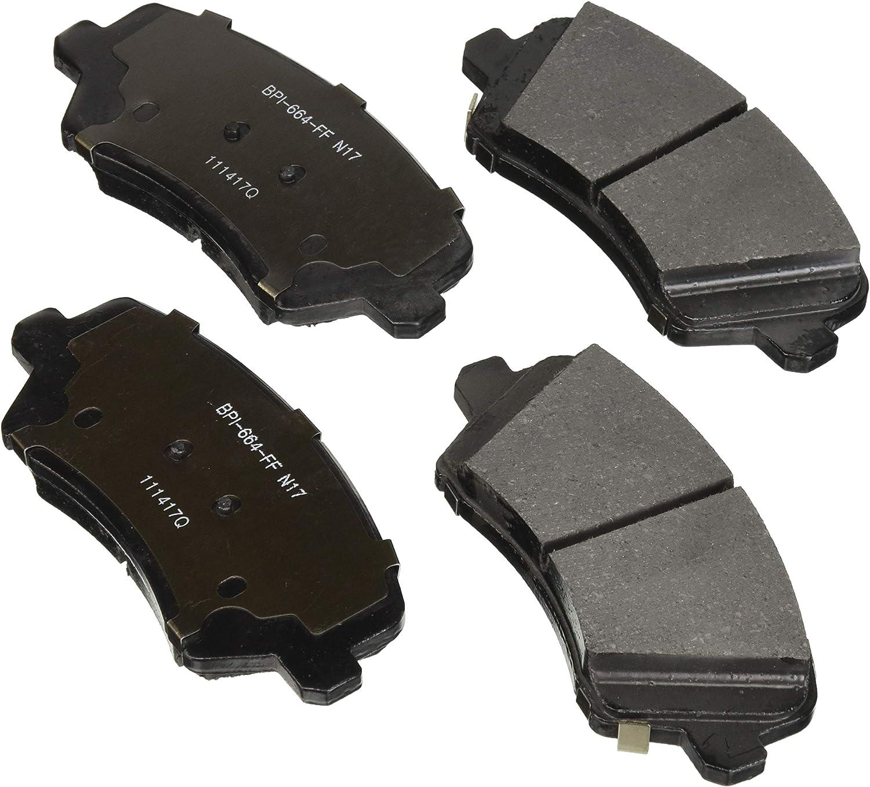 Raybestos MGD228M Reliant Brake Pad Set