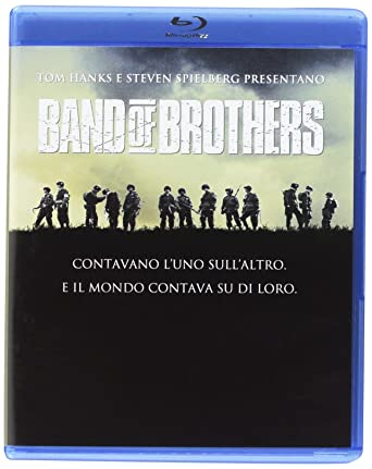 Band Of Brothers - Fratelli Al Fronte 6 Blu-Ray Italia Blu ...