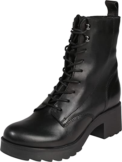 zign lace up boots mens