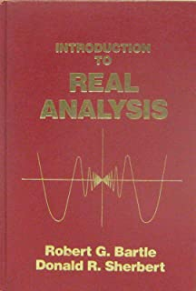Amazon introduction to real analysis 9780471433316 robert introduction to real analysis introduction to real analysis robert g bartle fandeluxe Choice Image