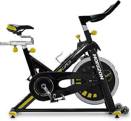 GR3 Bicicleta estática para interiores Consola LCD, control de ...