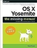 OS X Yosemite: The Missing Manual-
