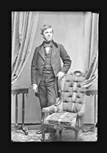 """Photography Poster - Oliver Wendell Holmes, 24""""x17"""", Gloss Finish"""