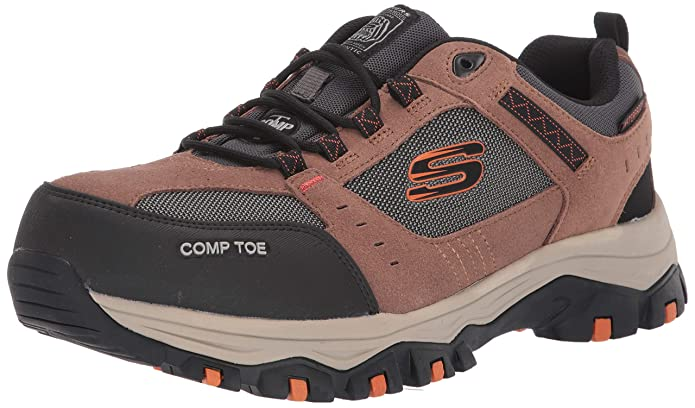 Skechers Work Greetah Composite Toe Safety Shoe (Mens)