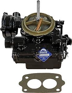 Sierra 18-7608-1 Remanufactured, 2-Barrel, Rochester Carburetor