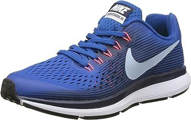 NIKE Zoom Pegasus 34 (GS), Zapatillas de Running para Niños: Amazon.es: Zapatos y complementos