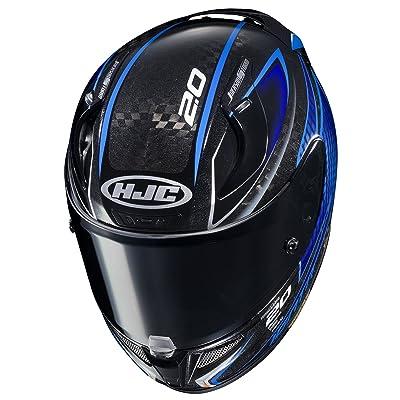 HJC RPHA Unisex-Adult Full Face RPHA-11 Pro PIXAR CARS Jackson Storm Helmet