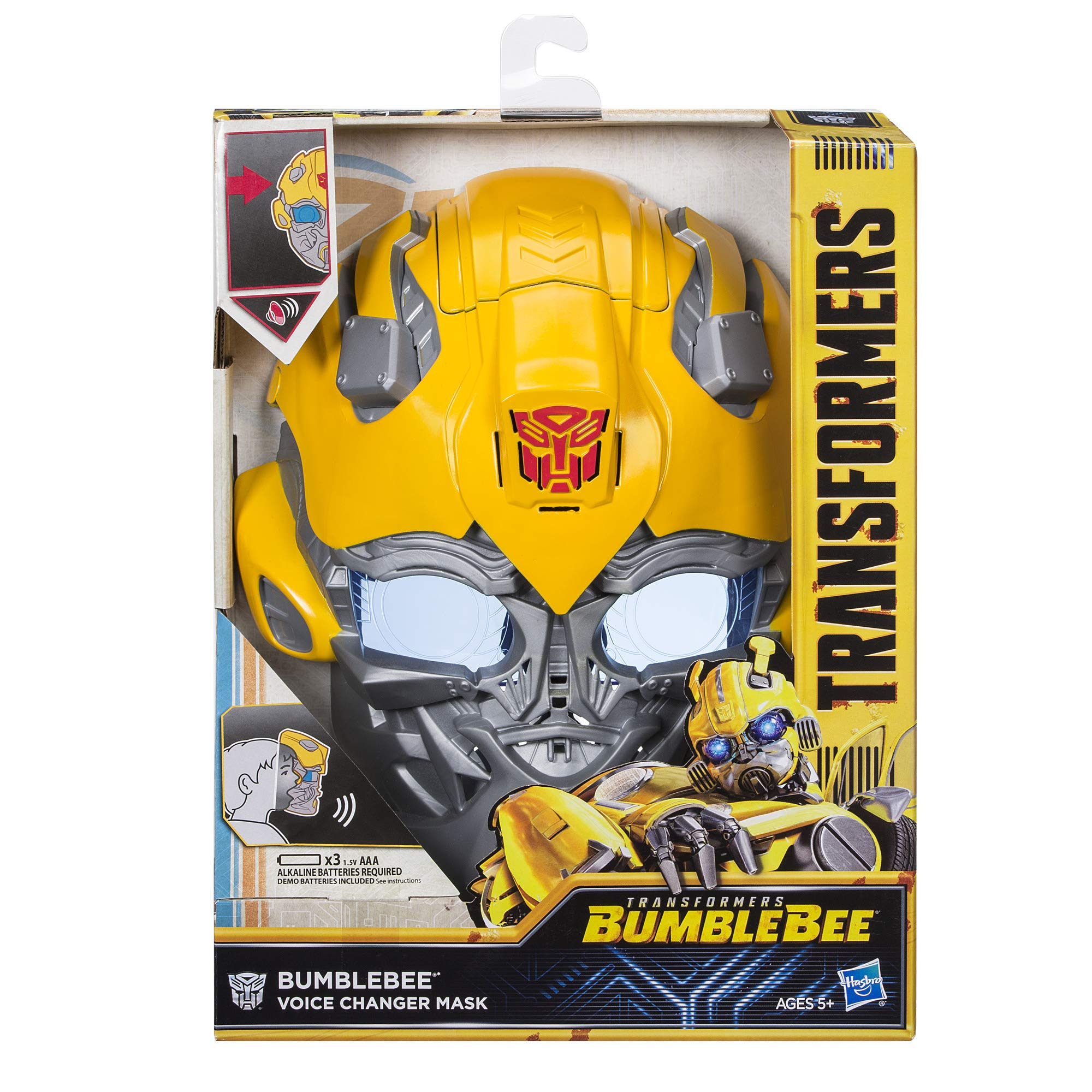 Transformers: Bumblebee -- Bumblebee Voice Changer Mask by Transformers (Image #2)