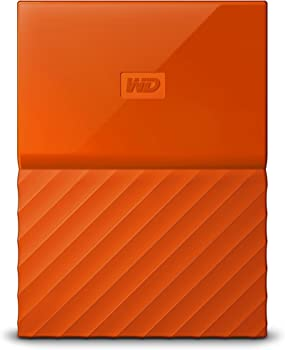 Western Digital My Passport 2TB USB 3.0 Portable Hard Drive