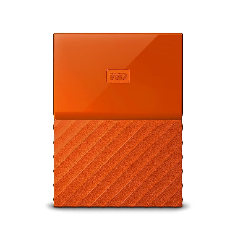 Buy Wd My Passport 2tb Portable External Hard Drive Wdbbkd0030 3tb Disk Cartridge Orange Online At Low Prices In India Western Digital Reviews Ratings