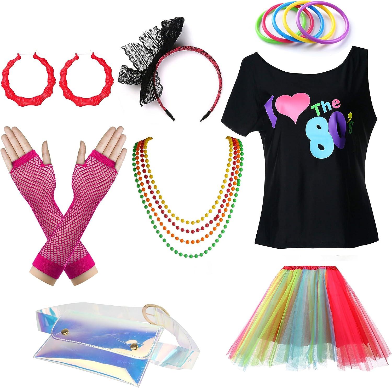 Neon BLACK Tutu Skirt 80/'s Fancy Dress Hen Party Fun Run 3 XL Plus Size Gothic
