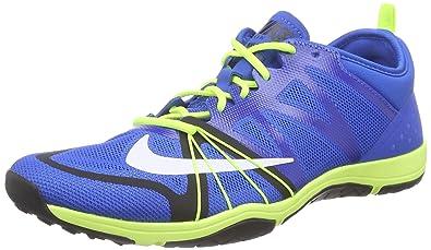 5b95665f870fd NIKE Women s Free Cross Compete Track   Field Shoes Blue Size  3 UK ...