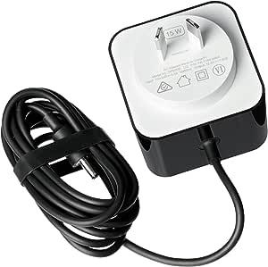 Amazon Power Adaptor for Echo Spot, Black