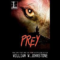 Prey (Wolf Book 3) book cover