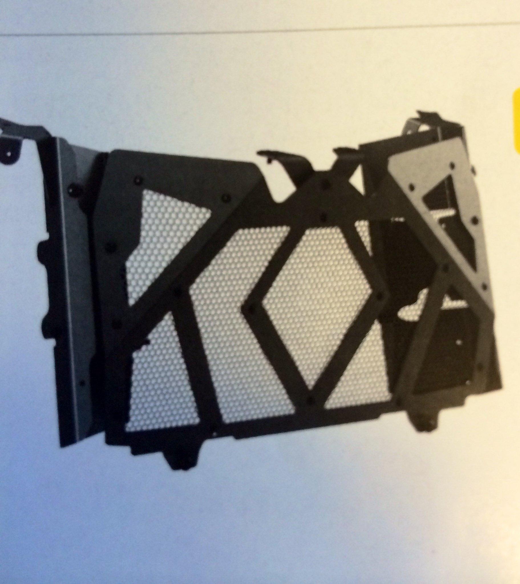 Can Am Maverick, Maverick Max Radiator Protector Kit #715002393