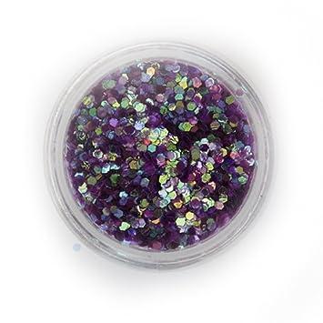 Hexagon Glitter 1mm 2mm Nail Art Festival Makeup Face Body