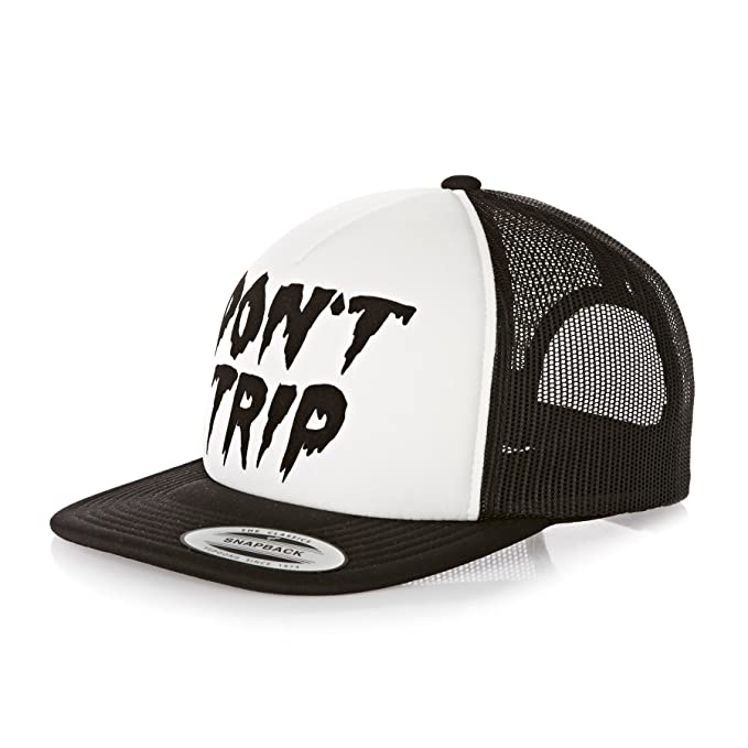 Volcom - Gorra para Mujer Dont Even Trip, Color Negro, Mujer ...