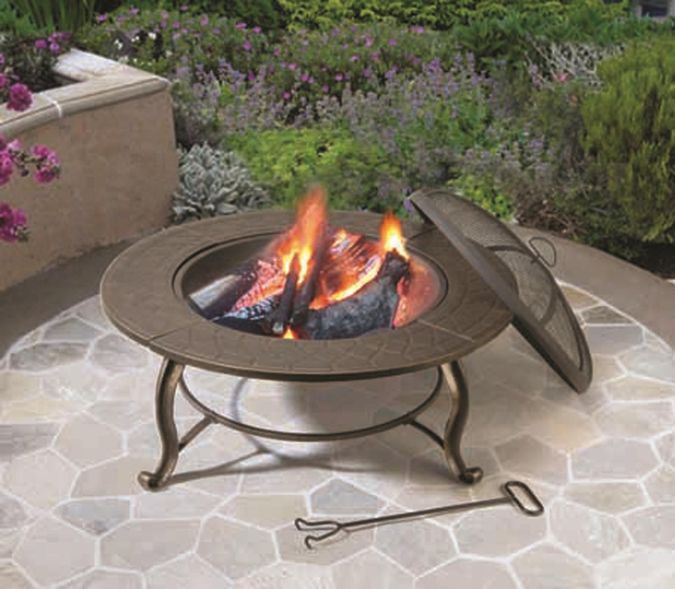 DPD FIREBOWL PROVINCIAL - 35 INCH