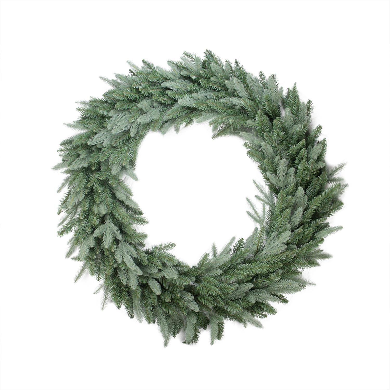 Northlight 48'' Washington Frasier Fir Artificial Christmas Wreath - Unlit