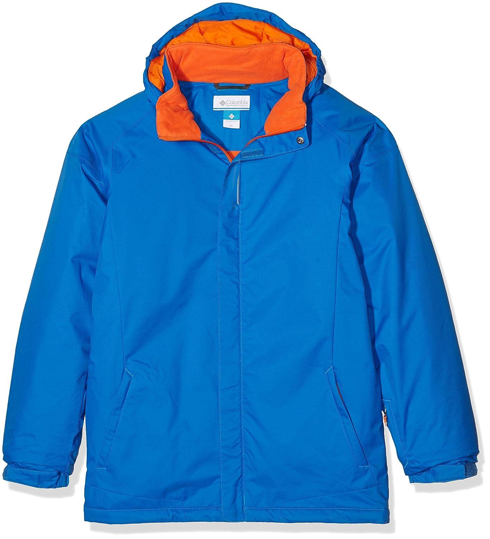 Super bluee L Columbia Boy's Twist Tip Ski Jacket