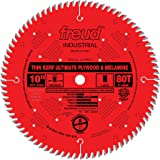 "Freud 7-1/4"" x 60T Thin Kerf Ultimate Plywood & Melamine Blade (LU79R007)"
