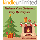 Majestic Cove Christmas Cozy Mystery Set