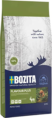 Bozita-Flavour-Plus-Hundefutter