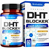 Restoriden DHT Blocker Hair Loss Supplement - Supports Healthy Hair Growth - Helps Stimulate New Hair Follicle Growth…